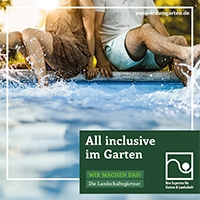 Motive Facebook_All Inclusive im Garten